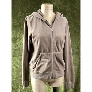 Juicy Couture Tops - NWT Juicy Couture zip up jacket with hood